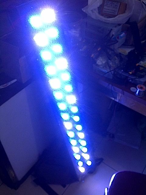 Beberapa contoh Lampu buatan Genz Diy Grogol12