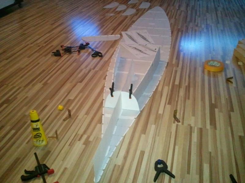 Langzeitprojekt Bismarck 1:100 Ce7cd510