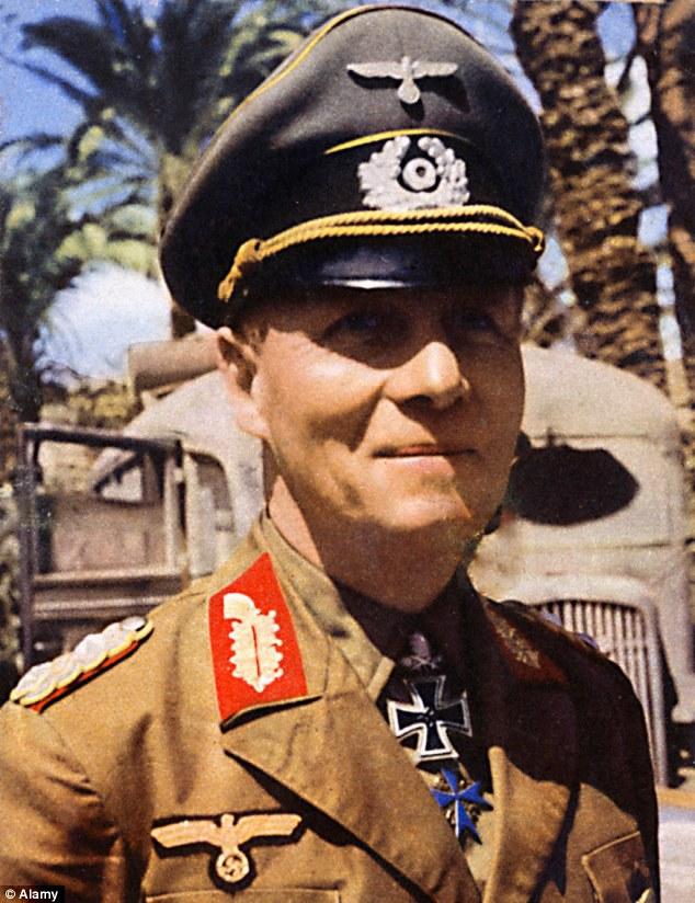 Rommel, ange egare chez les nazis ? - Page 7 Rommel11