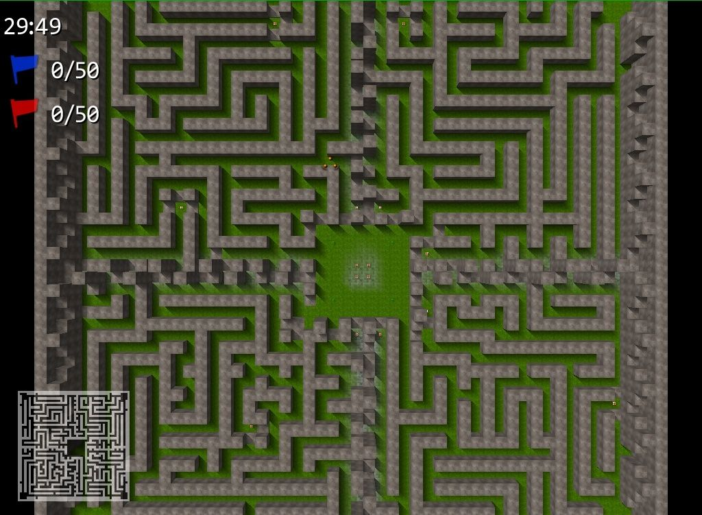 New map created by redtube Maze_m10