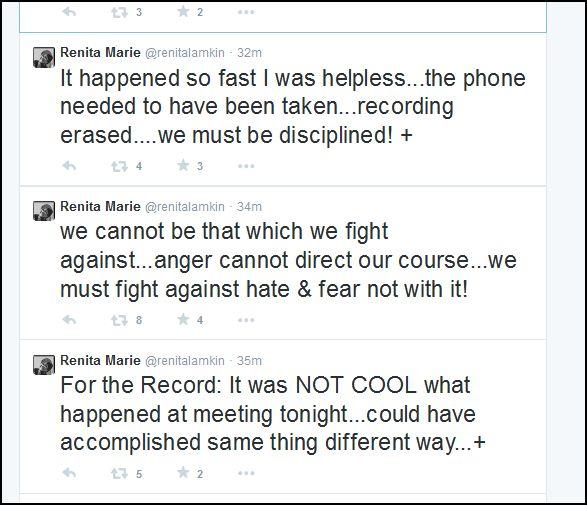 Twitter Evidence Here Renita10