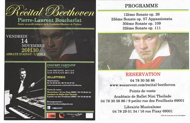 Lyon - 14 Novembre - concert Beethoven Beetho10