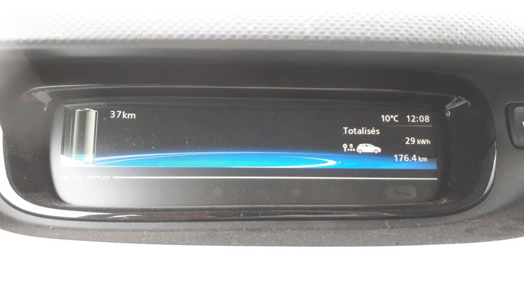 Où sont passés mes 41 kWh ? 20190113