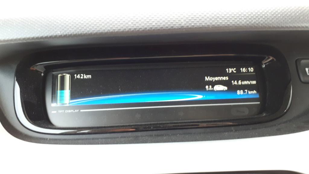 Où sont passés mes 41 kWh ? 20190116