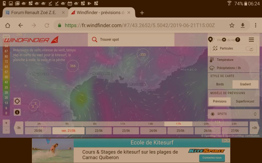 Nice-Toulouse A/R (Zoé R75) Screen12