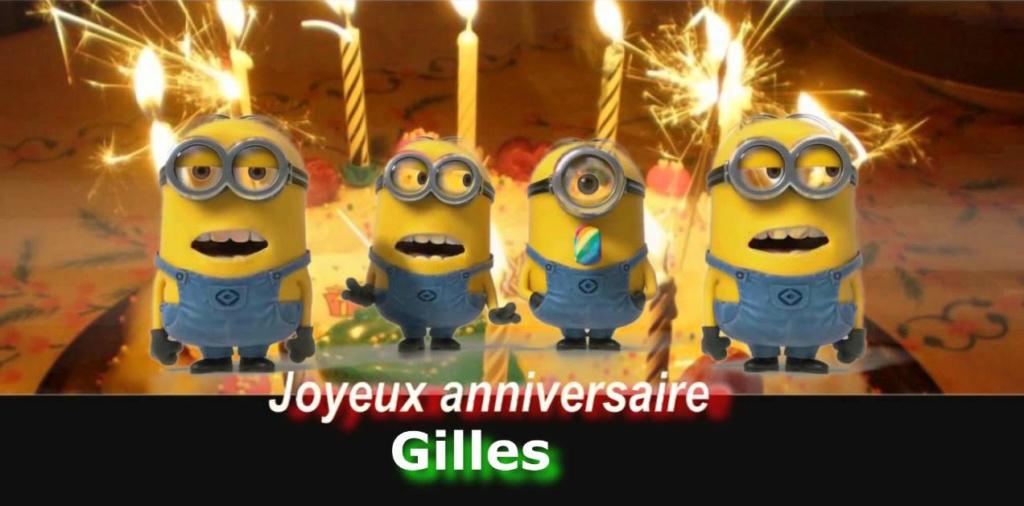 Bon anniversaire edencars - Page 2 Gilles10
