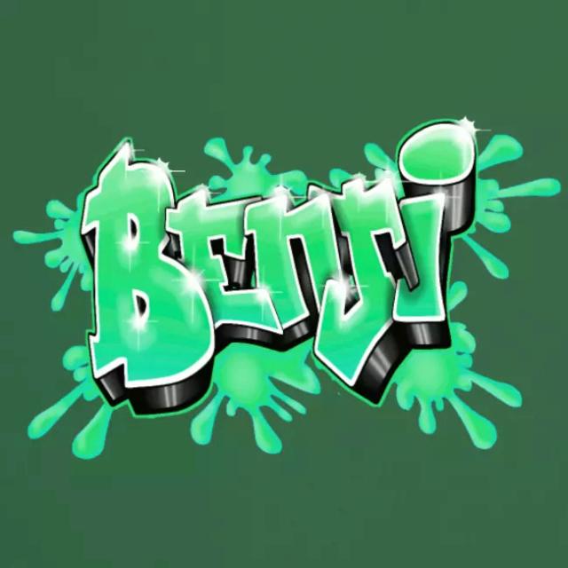 Bon anniversaire Benji77  Graffi10