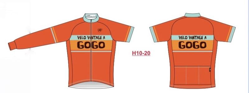 Nouveau maillot 2021 Captur19