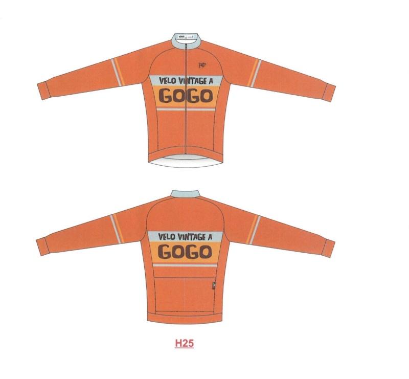 Nouveau maillot 2021 H2510