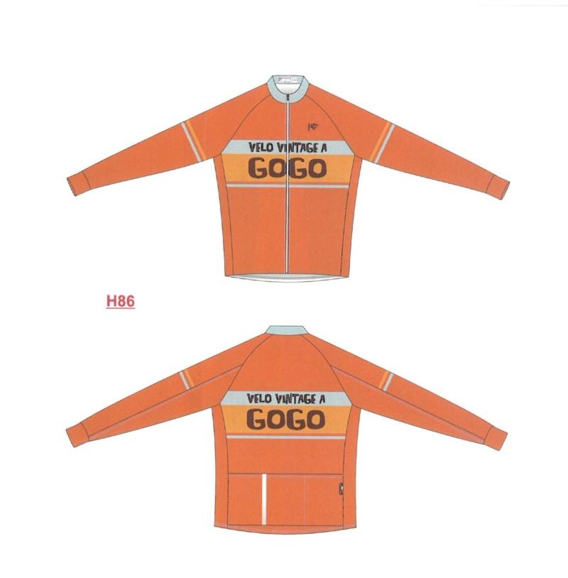 Nouveau maillot 2021 H8610