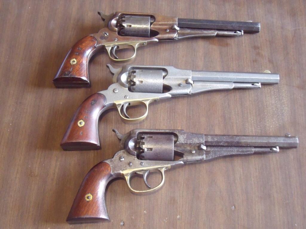 Remington New Model Belt, une histoire française ? Dscf5111