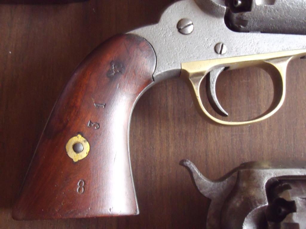 Remington New Model Belt, une histoire française ? Dscf5112