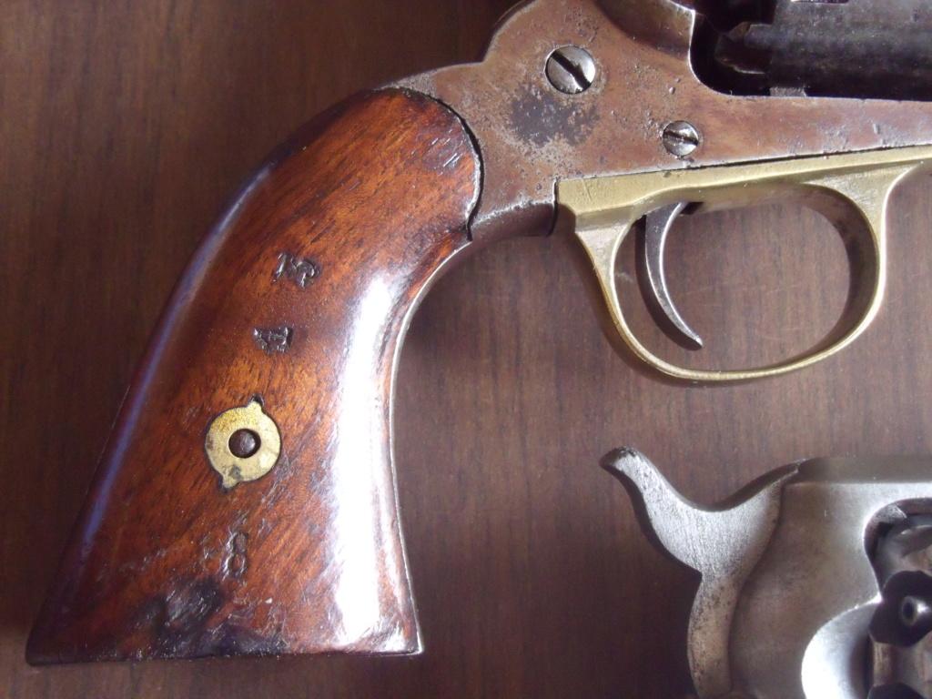 Remington New Model Belt, une histoire française ? Dscf5113