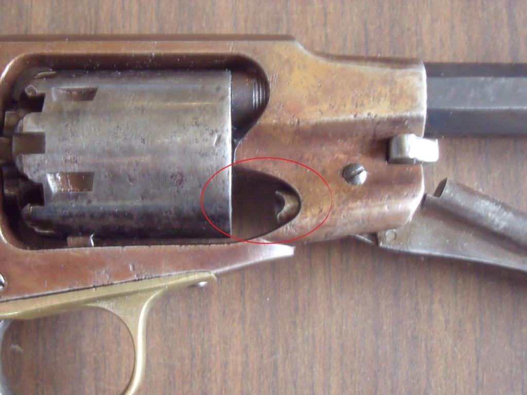 Remington New Model Belt, une histoire française ? Dscf5213