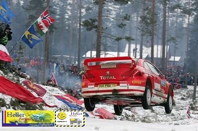 [1/24e] Peugeot 307 wrc 2004 - ref 60753 Peugeo11