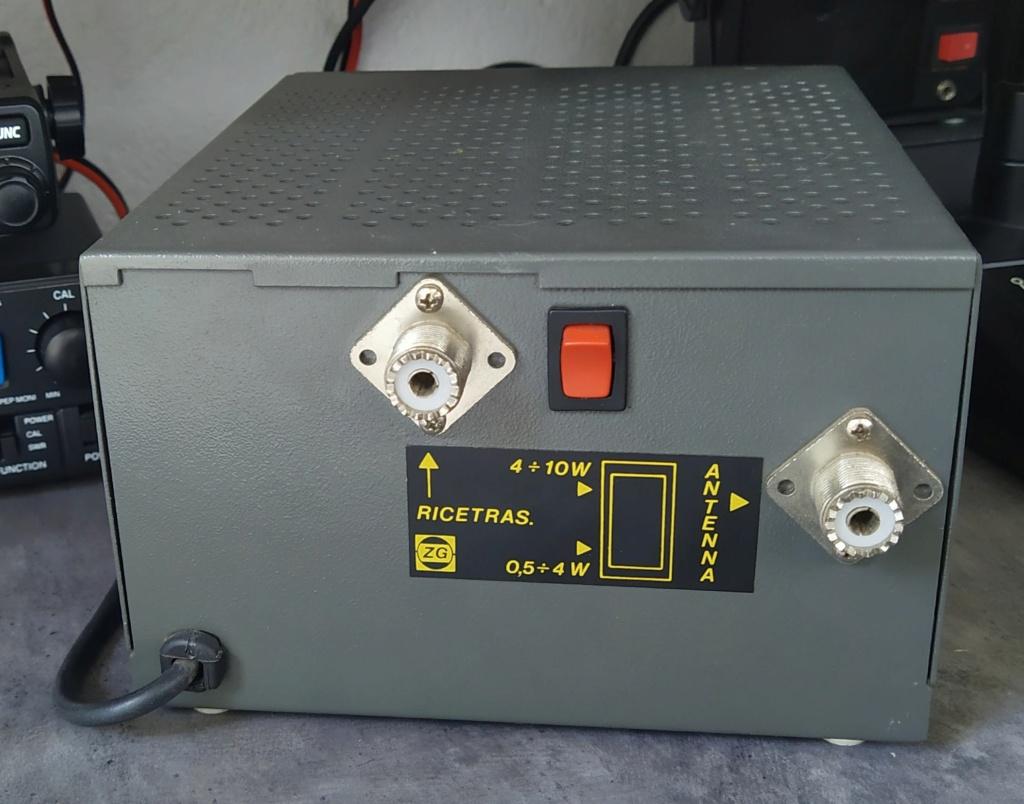 (Vendu) Ampli Zetagi BV131 Dos16