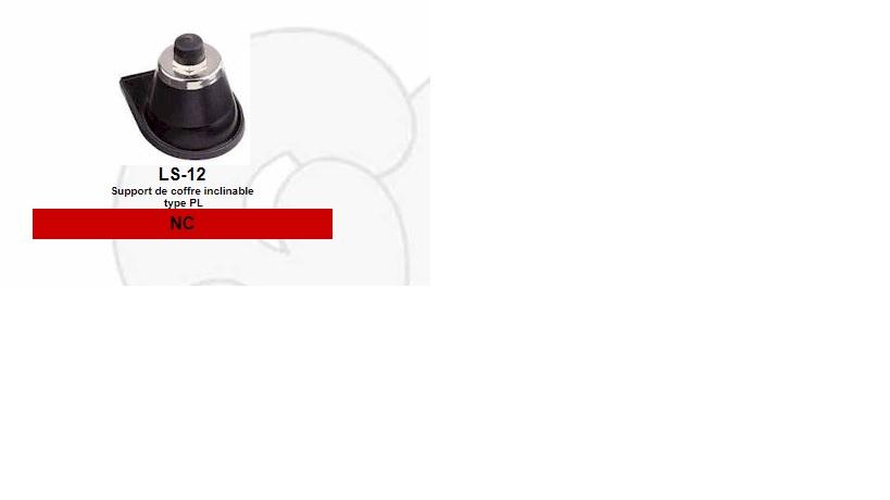 Recherche embase de coffre à pince Ls5210