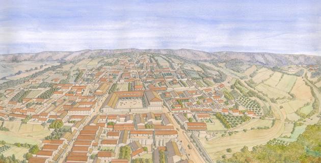 L'ancien oppidum bituriges, Argentomagus! Agglo-10