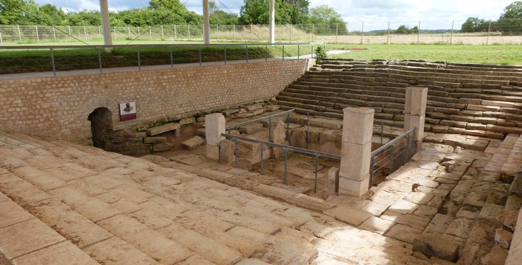 L'ancien oppidum bituriges, Argentomagus! Fontai10