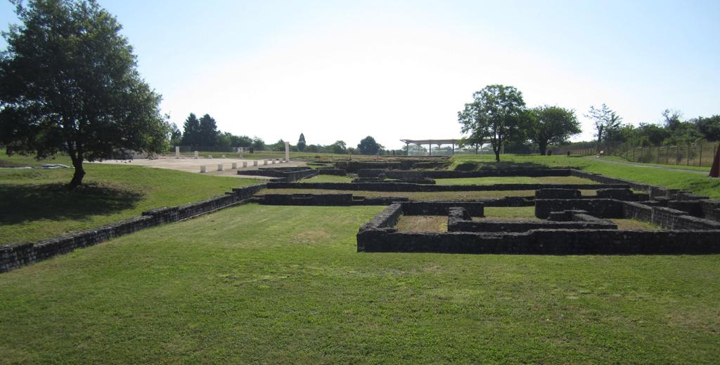 L'ancien oppidum bituriges, Argentomagus! Sanctu10