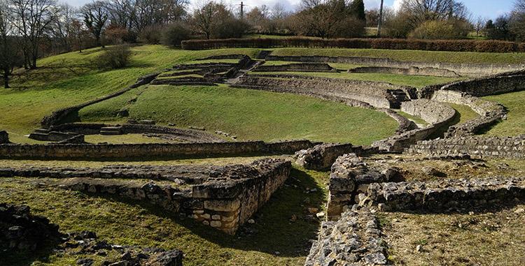L'ancien oppidum bituriges, Argentomagus! Theatr10