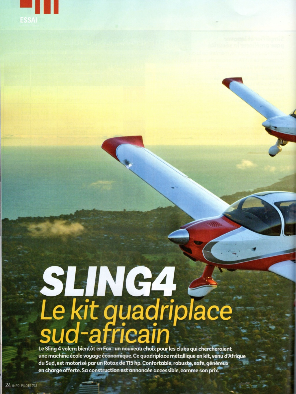 Sling 4 Article Info Pilote 17030422