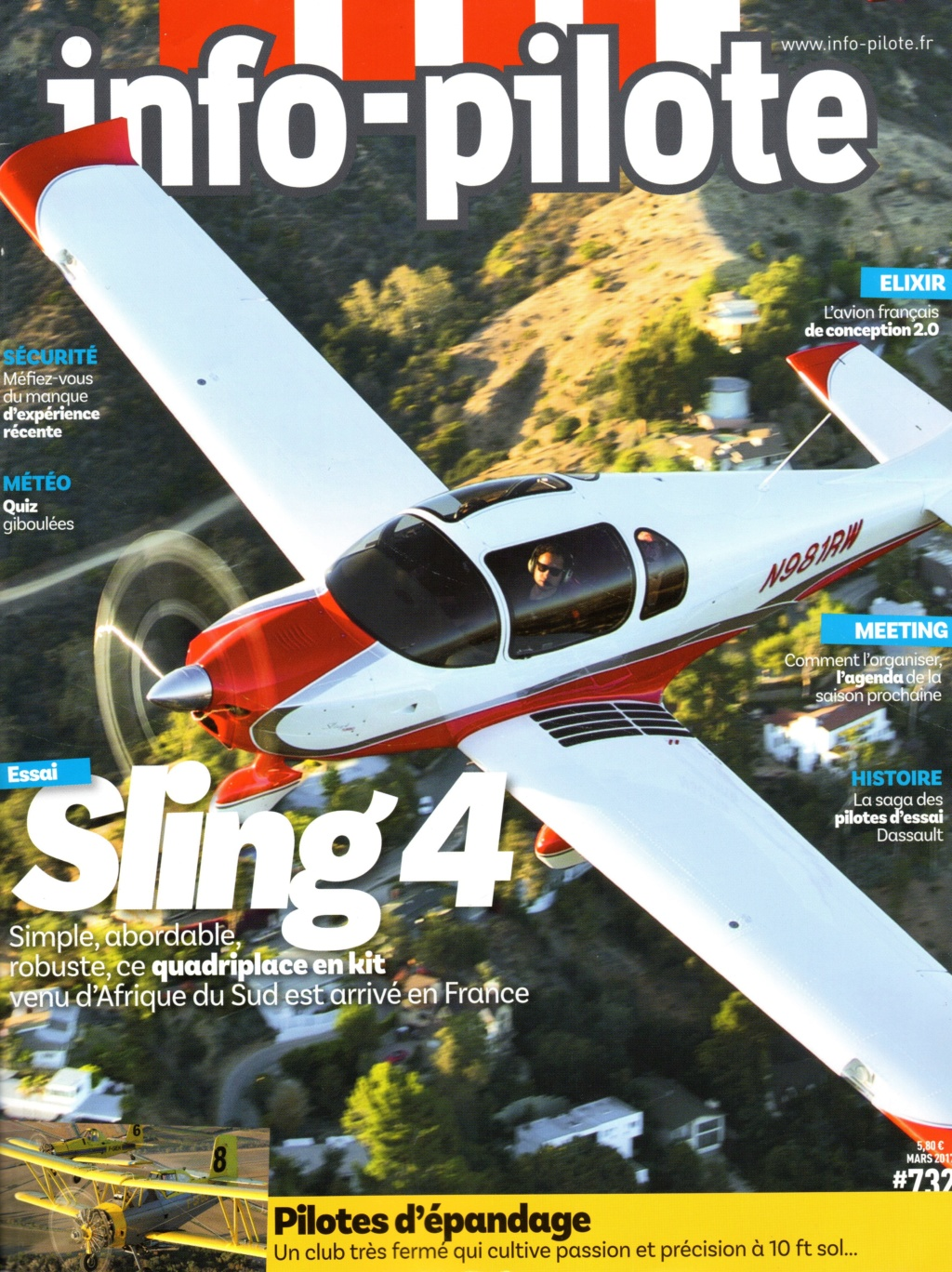 Sling 4 Article Info Pilote 17030423