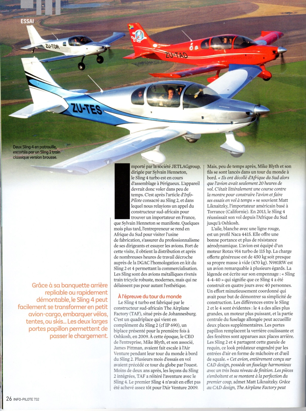 Sling 4 Article Info Pilote 17030425