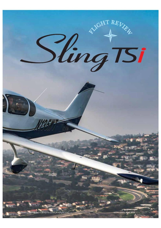 Sling 4 TSi KITPLANES Sling-11