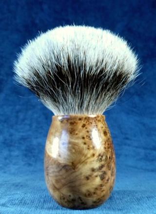 Blaireaux Marfin manches en bruyère 20181140