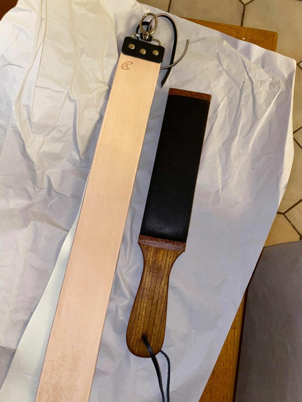 Kachiic Créations - ou les cuirs de  Chewbacca - Page 42 15183210