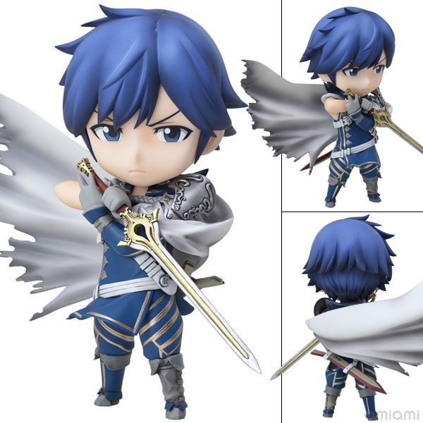 figurine Fire Emblem Chrom10