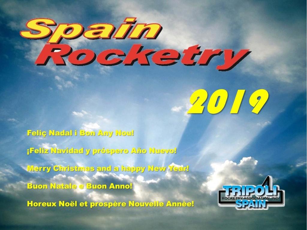 VOEUX DE SPAIN ROCKETRY 2019 Navida10