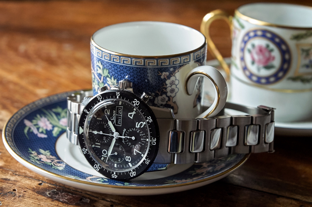Pause café et montre (toutes marques) - tome III _ict0111