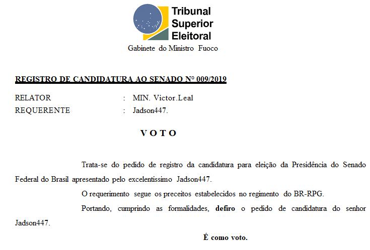 [REQ] Reg. candidatura senado 009/2019 Screen27
