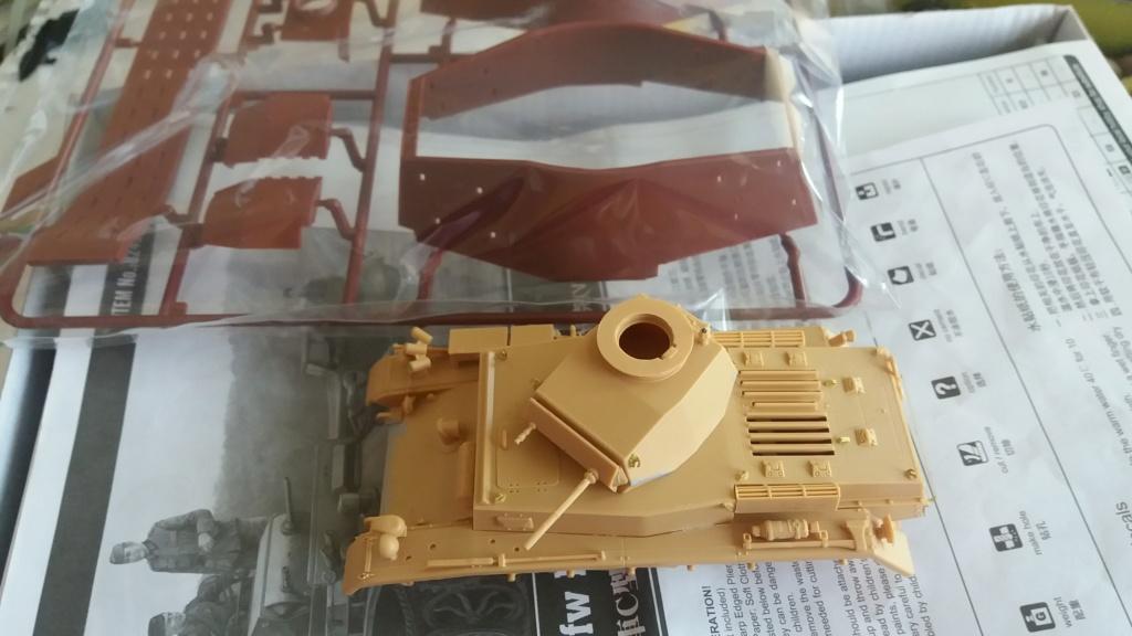 PzKpfw I Ausf C Hobby Boss 1/35 20170615