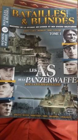 Batailles & Blindés Hors série no 37 - LES AS DE LA PANZERWAFFE 20180810