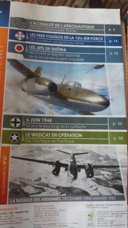 AERO no 66 :  Les avions  japonais à reaction de la seconde guerre. 20180813