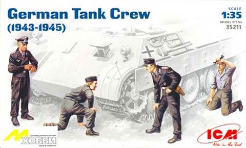 Jagdpanther Tamiya (char fini) 1/35 - Page 2 Icm35210