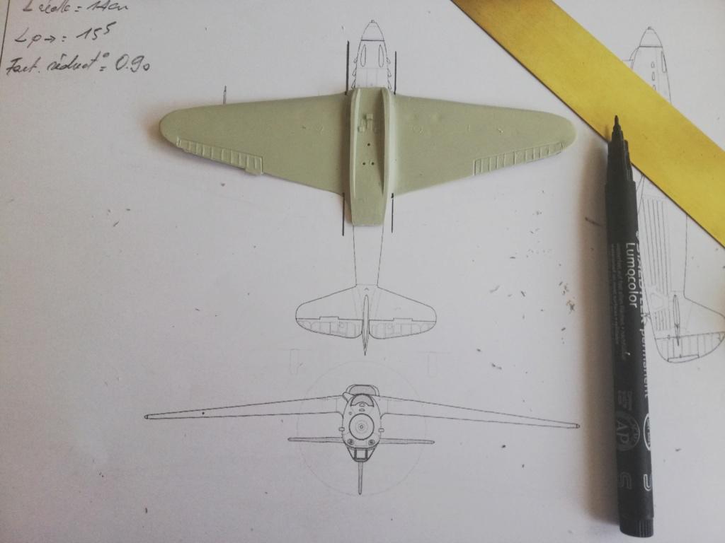 """YAK-1 """"early"""" produit avec des moules dignes de Tchernobyl... - Mister Craft - 1/72 Img_2105"""