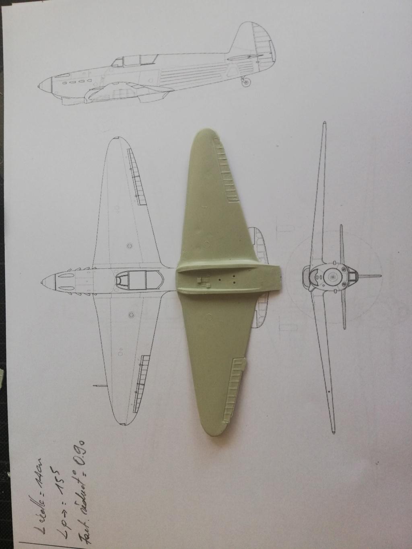 """YAK-1 """"early"""" produit avec des moules dignes de Tchernobyl... - Mister Craft - 1/72 Img_2106"""