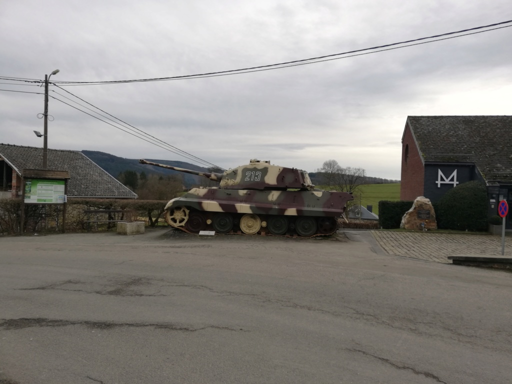 Königtiger 1:35 Dragon  Ardennes 1944  Img_2157