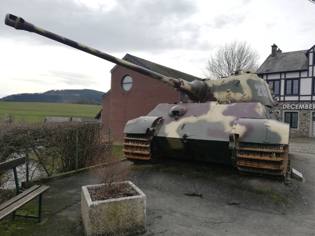 Königtiger 1:35 Dragon  Ardennes 1944  Img_2159