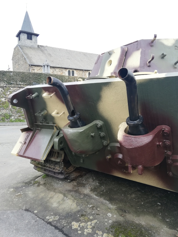 Königtiger 1:35 Dragon  Ardennes 1944  Img_2160
