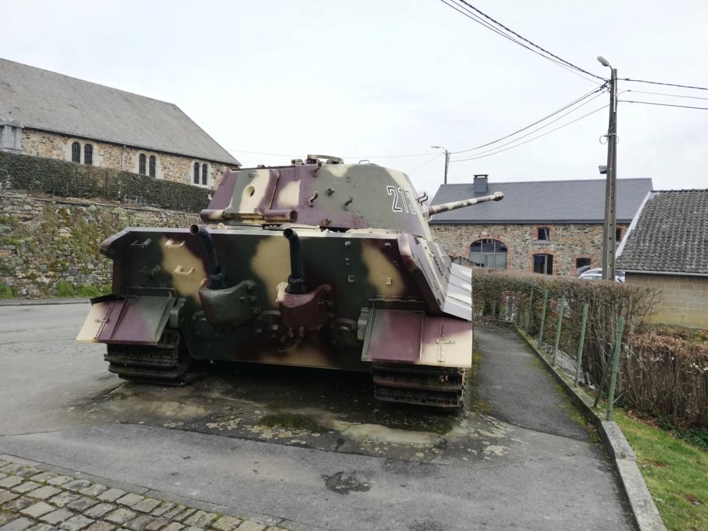 Königtiger 1:35 Dragon  Ardennes 1944  Img_2161