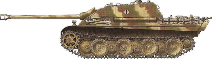 After the battle Allemagne 1945 - 1/35- Jagdpanther Tamiya+ jeep Willys Italeri+ figurines Soga/Stalingrad - Page 2 Jgphun13