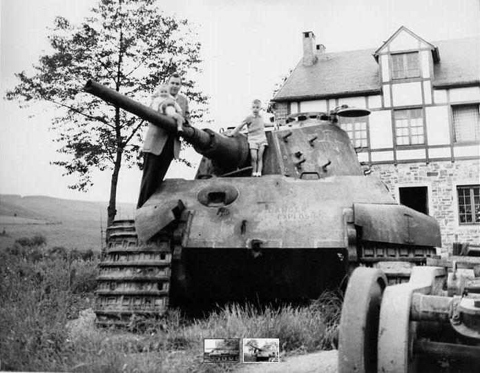Königtiger 1:35 Dragon  Ardennes 1944  Ktlagl10