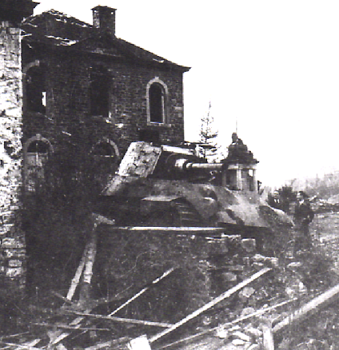 Königtiger 1:35 Dragon  Ardennes 1944  Ktlagl11