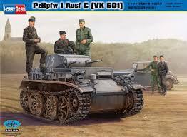 PzKpfw I Ausf C Hobby Boss 1/35 Pzkpfw10