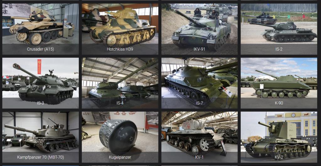 Lien pour détails de véhicules blindés Reconm21